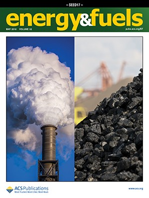 Energy & Fuels: Volume 32, Issue 5