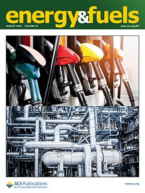 Energy & Fuels: Volume 32, Issue 8