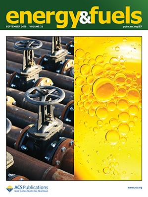 Energy & Fuels: Volume 32, Issue 9