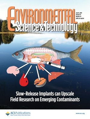 Environmental Science & Technology: Volume 53, Issue 14