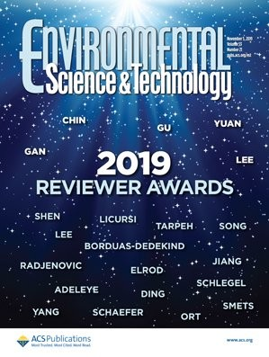 Environmental Science & Technology: Volume 53, Issue 21