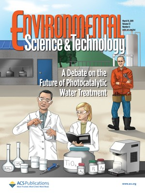 Environmental Science & Technology: Volume 53, Issue 6