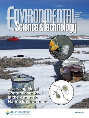 Environmental Science & Technology: Volume 54, Issue 1
