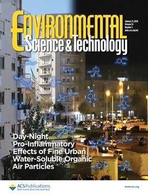 Environmental Science & Technology: Volume 54, Issue 2