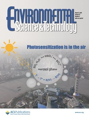 Environmental Science & Technology: Volume 54, Issue 6
