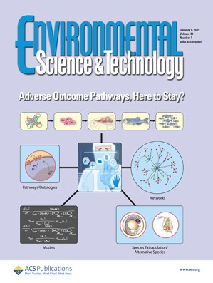 Environmental Science & Technology: Volume 49, Issue 1