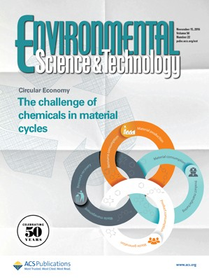Environmental Science and Technology: Volume 50, Issue 22