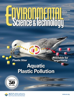 Environmental Science and Technology: Volume 50, Issue 4