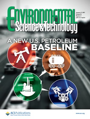 Environmental Science and Technology: Volume 51, Issue 2