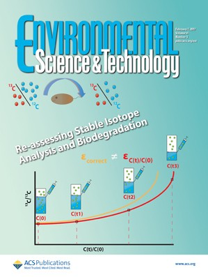 Environmental Science and Technology: Volume 51, Issue 3