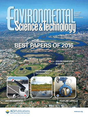 Environmenal Science & Technology: Volume 51, Issue 7