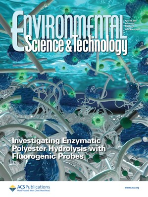 Environmenal Science & Technology: Volume 51, Issue 8
