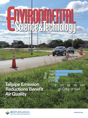 Environmenal Science & Technology: Volume 52, Issue 13