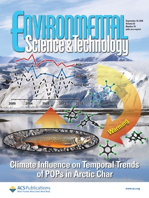 Environmenal Science & Technology: Volume 52, Issue 18