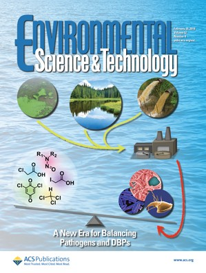 Environmental Science & Technology: Volume 52, Issue 4