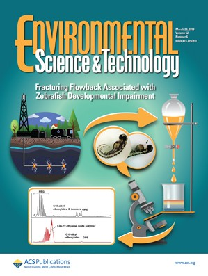 Environmenal Science & Technology: Volume 52, Issue 6
