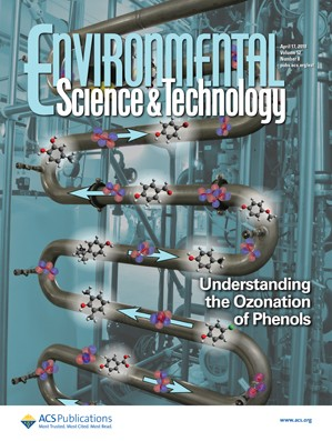 Environmenal Science & Technology: Volume 52, Issue 8