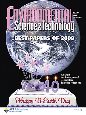 Environmental Science & Technology: Volume 44, Issue 7