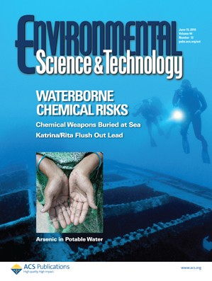 Environmental Science & Technology: Volume 44, Issue 12