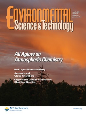 Environmental Science & Technology: Volume 44, Issue 14