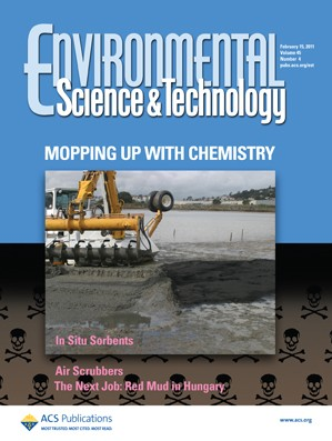 Environmental Science & Technology: Volume 45, Issue 4
