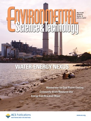 Environmental Science & Technology: Volume 45, Issue 10