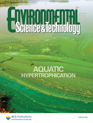 Environmental Science & Technology: Volume 46, Issue 10
