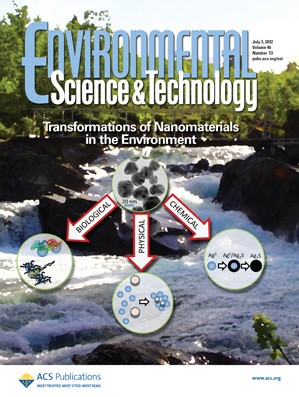 Environmental Science & Technology: Volume 46, Issue 13