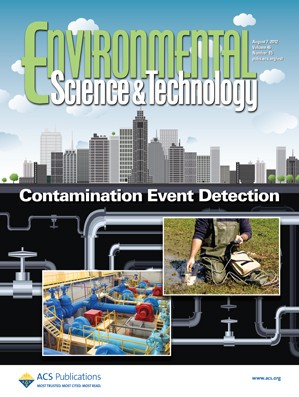 Environmental Science & Technology: Volume 46, Issue 15