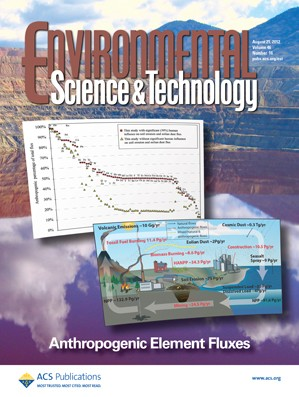 Environmental Science & Technology: Volume 46, Issue 16