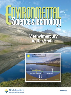 Environmental Science & Technology: Volume 46, Issue 18