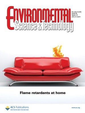Environmental Science & Technology: Volume 46, Issue 24