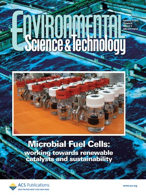 Environmental Science & Technology: Volume 47, Issue 4