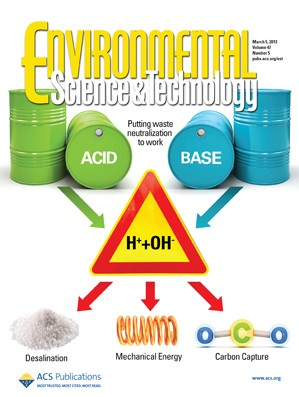 Environmental Science & Technology: Volume 47, Issue 5