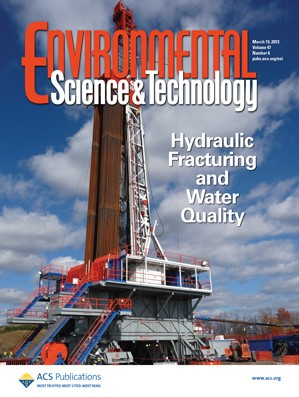 Environmental Science & Technology: Volume 47, Issue 6