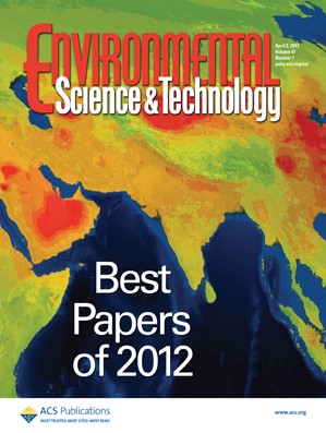 Environmental Science & Technology: Volume 47, Issue 7