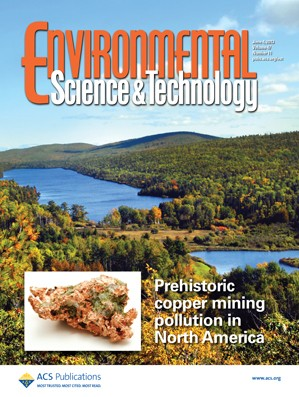 Environmental Science & Technology: Volume 47, Issue 11