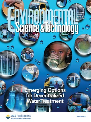 Environmental Science & Technology: Volume 47, Issue 14