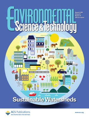 Environmental Science & Technology: Volume 47, Issue 15