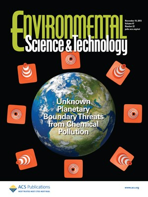 Environmental Science & Technology: Volume 47, Issue 22
