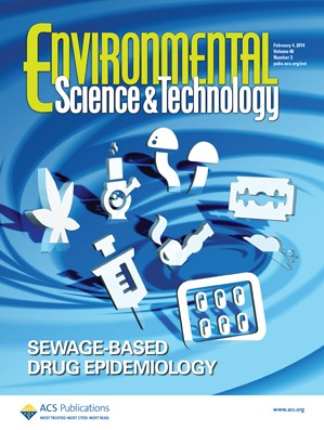 Environmental Science & Technology: Volume 48, Issue 3
