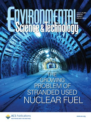 Environmental Science & Technology: Volume 48, Issue 4