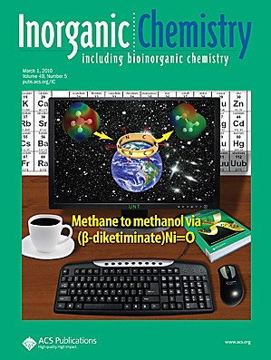 Inorganic Chemistry: Volume 49, Issue 5