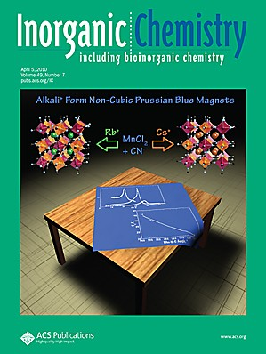 Inorganic Chemistry: Volume 49, Issue 7