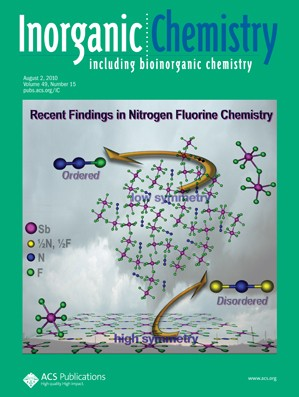 Inorganic Chemistry: Volume 49, Issue 15
