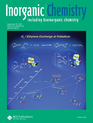 Inorganic Chemistry: Volume 49, Issue 18