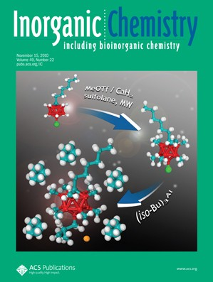 Inorganic Chemistry: Volume 49, Issue 22