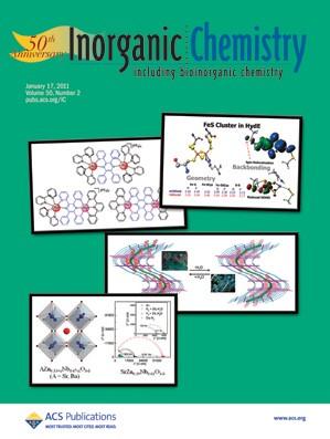 Inorganic Chemistry: Volume 50, Issue 2