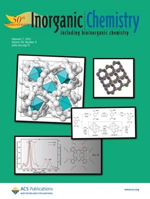 Inorganic Chemistry: Volume 50, Issue 3