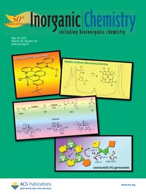 Inorganic Chemistry: Volume 50, Issue 10